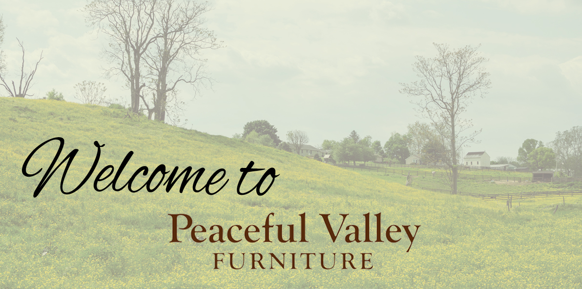 Peaceful Valley Furniture Blog   The Family Table By Peaceful Valley Amish  Furniture