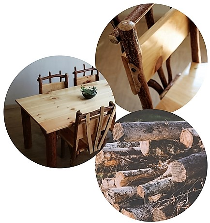 log-dining-room-furniture